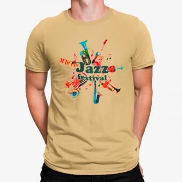Camiseta Festival Jazz