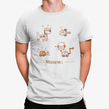 Camiseta Robots Animales