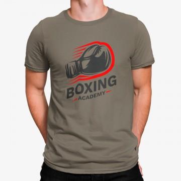 camiseta academia boxeo