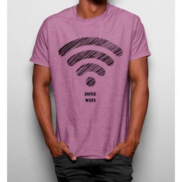 Camiseta Zona Wi-fi