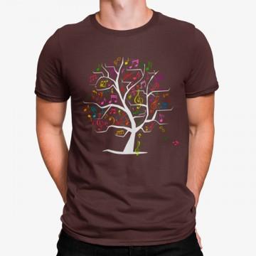 Camiseta Árbol de Música