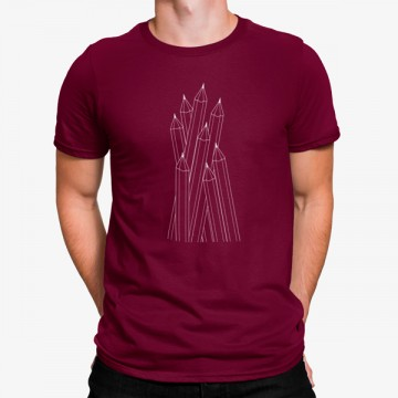 Camiseta Lápices