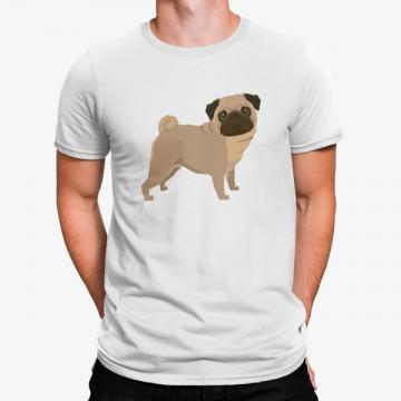 Camiseta Perro Pug