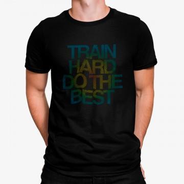 Camiseta Trena Mucho para ser lo Mejor