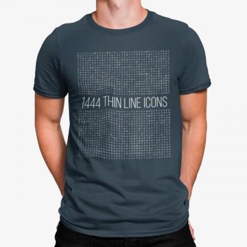 Camiseta 1444 Iconos
