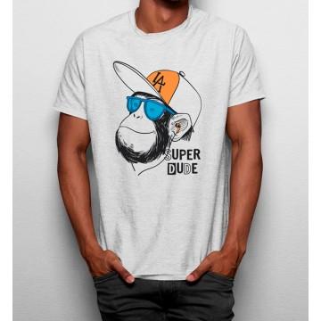 Camiseta Mono Super Tio