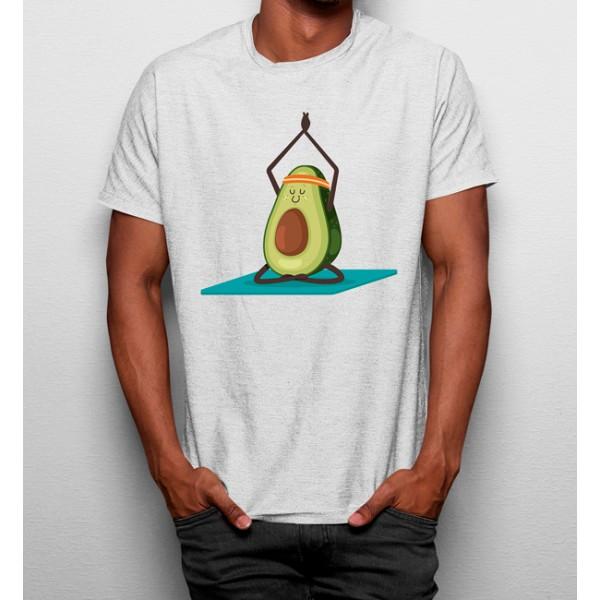 Camiseta Aguacate Yoga