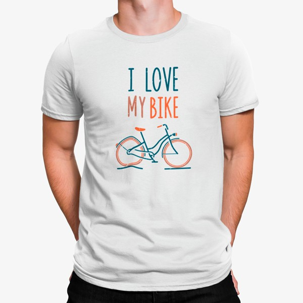 Camiseta Amo mi Bicicleta