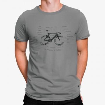 Camiseta La Estructura de la Bicicleta
