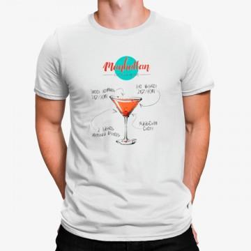 Camiseta Manhattan Cocktail