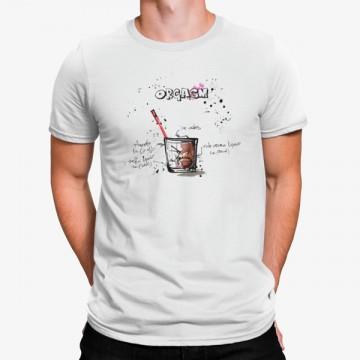 Camiseta Cocktail Orgasm