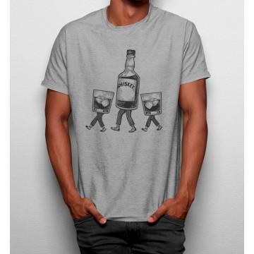 Camiseta Whiskey Copas
