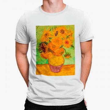 Camiseta Los Girasoles Van Gogh