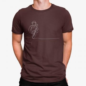 Camiseta Hombre Tocando...