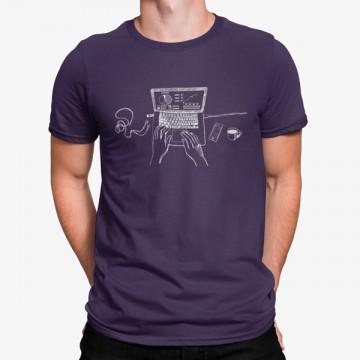 Camiseta Ordenador Informática