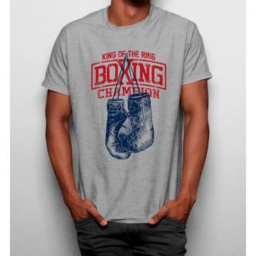 Camiseta Rey del Ring Boxeo