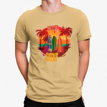 Camiseta Summer Time Surf