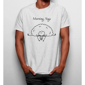Camiseta Yoga Matutino