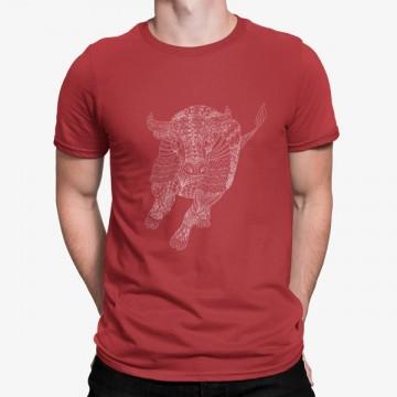 Camiseta Toro Minimalista