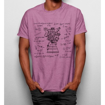 Camiseta Microscopio Fórmulas