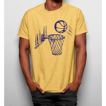 Camiseta Aro de Baloncesto