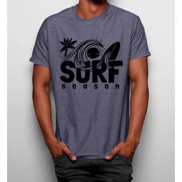 Camiseta Temporada de Surf