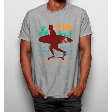 Camiseta Surfista Rio