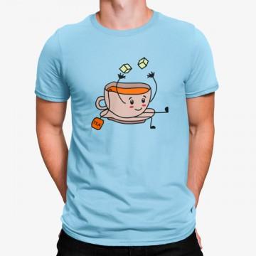 Camiseta Taza de Té