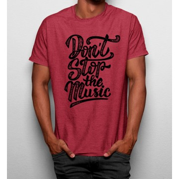 Camiseta No Pares la Música