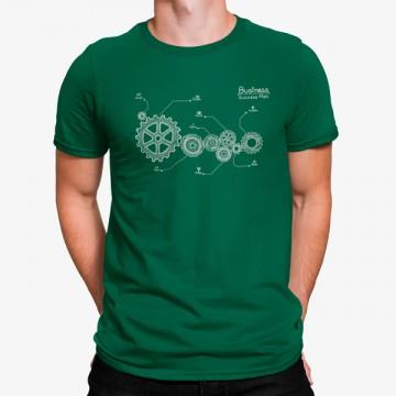 Camiseta Plano de Negocio
