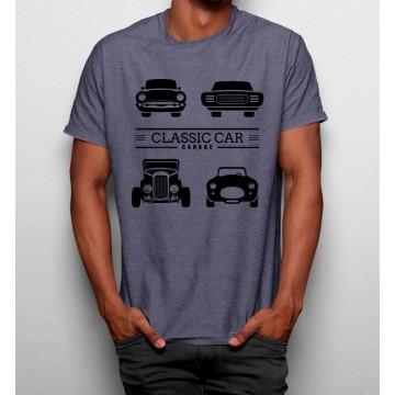 Camiseta Coches Clásicos