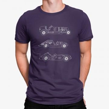 Camiseta Coches de Carreras