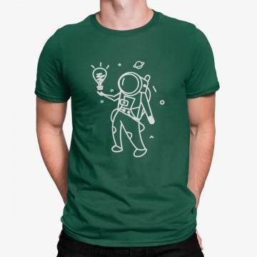 Camiseta Astronauta Bombilla