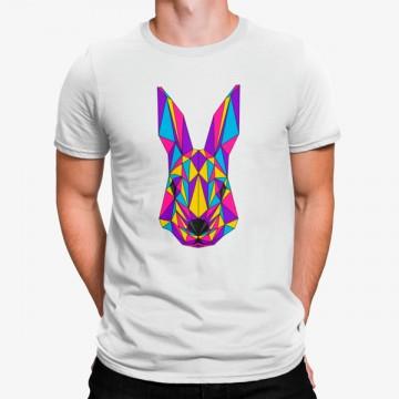Camiseta Conejo Artístico