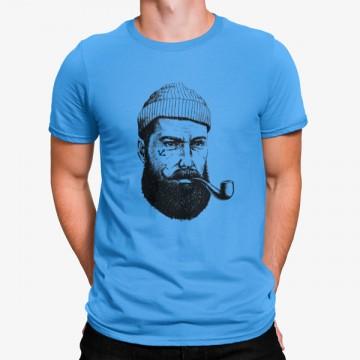 Camiseta Capitán con Pipa