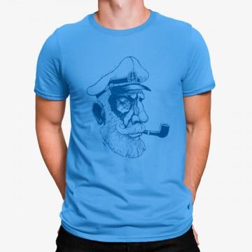 Camiseta Capitán Mayor con Pipa