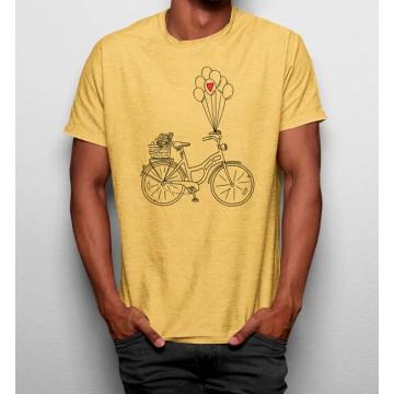 Camiseta Bicicleta con...