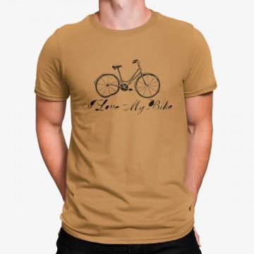 Camiseta Me Encanta mi Bicicleta