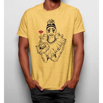 Camiseta Arlequin Beso