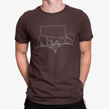 Camiseta Sala de Cinema