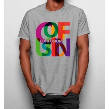 Camiseta Confusión