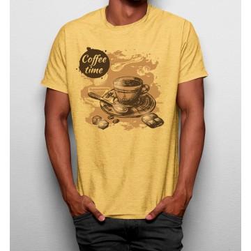 Camiseta Hora de Café