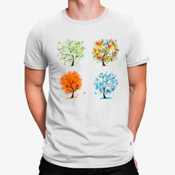 Camiseta Estaciones del Año
