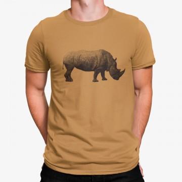 Camiseta Rinoceronte