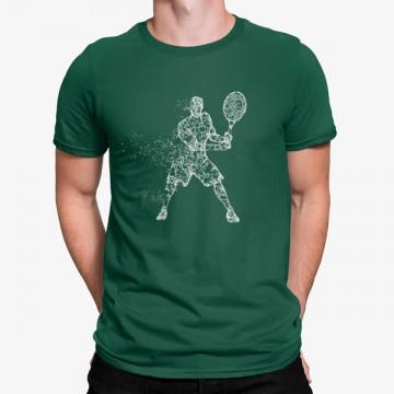 Camiseta Tenista Minimalista