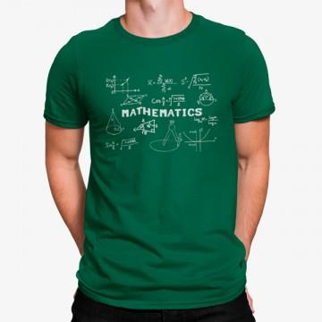 Camiseta Matemáticas