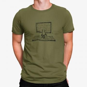 Camiseta Pantalla Ordenador